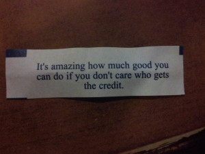Inspirational Fortune Cookie Sayings