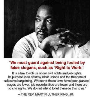 Quotes Against Labor U...