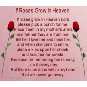 Miss my mom every single day!