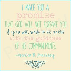 ... Hinckley Missionary Quote LDS Mormon Instant Download Printable