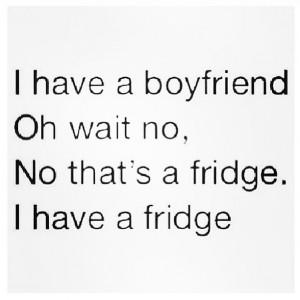 boyfriend, couple, cute, food, fridge, funny, love, quote