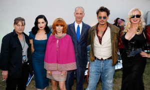 Cry Baby Cast Reunion