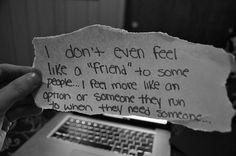 lost quote depressed depression sad suicide white black friend self ...