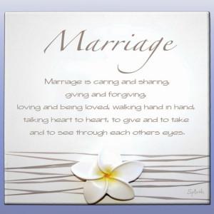 Marriage Poem Splosh - Gorgeous Gifts