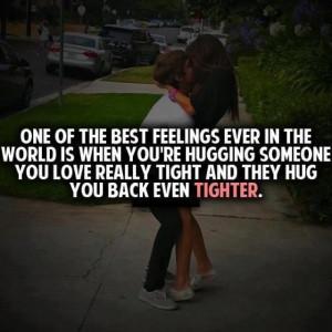 Tight Hug Quotes. QuotesGram