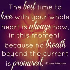 ... beyond the current is promised. -Fawn Weaver #love #quote #marriage