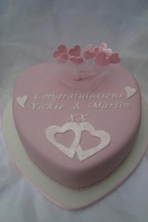 Pin Engagement Cake Sayings