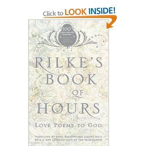 Rilke Book Hours Love Poems God Anita Barrows Joanna Marie