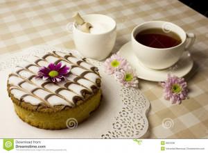 Royalty Free Birthday Cake