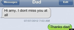 13 Funny Dad Texts To Celebrate Father's Day (PICTURES)