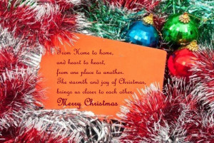 Christmas 2013 Love Quotes for Facebook Friend