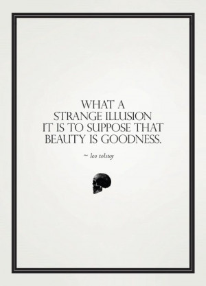 Leo Tolstoy Quotes About Beauty