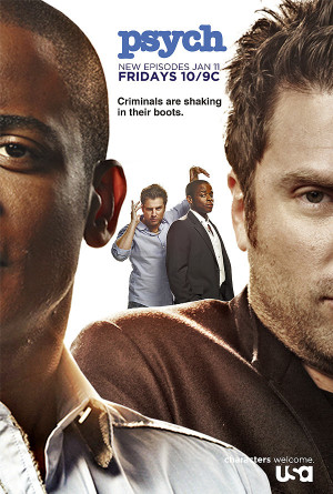 or Sale Psych TV Series Posters Anthology Buy Here