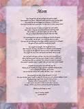 Heartwarming Original Inspirational Christian Poetry - Poems - Mom ...