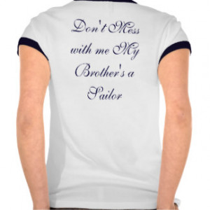 Navy Sister T-Shirts