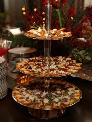 christmas buffet dinner party