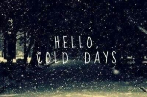 cold, day, lovely, quotes, rain, snow, we heart it, winter