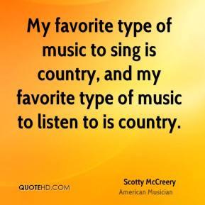 Scotty McCreery Quotes