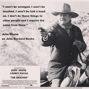 You can download John Wayne Famous Quotes in your computer by clicking ...
