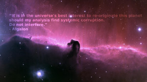 World of Warcraft quotes nebulae Horsehead Nebula Algalon the Observer ...
