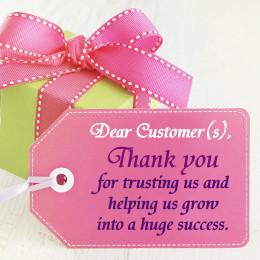 Customer Appreciation Thank You Quotes