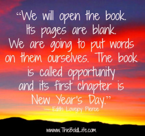 New Years Inspiration Quotes! #2014BloggerChallenge
