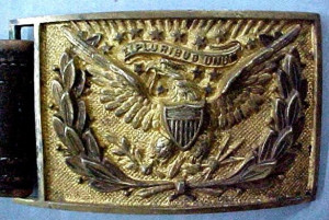 Jeb Stuart Quotes | JEB Stuart's belt plate - from his Federal army ...