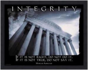 Honesty + Integrity + Providing Value = Success