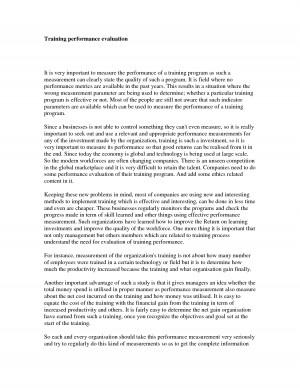Photos of Employee Performance Evaluation Phrases