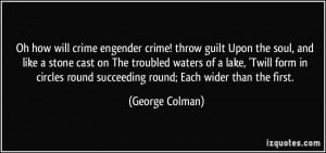 More George Colman Quotes