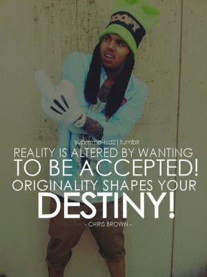 Images Of Breezy Chris Brown Quotes Swag Life Wallpaper Picture