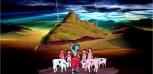 Mirabai Great Devotee Lord Krishna picture