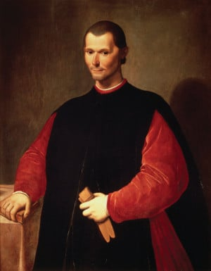 the term machiavellian is used to describe someone who is willing to ...