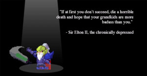 RogueLegacy Quote