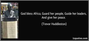 More of quotes gallery for Trevor Huddleston's quotes