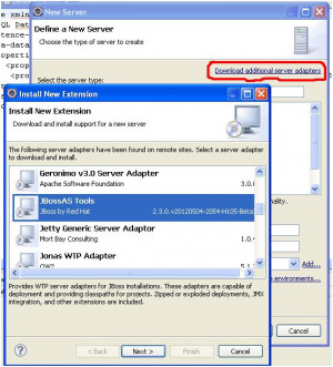 Installing JBoss Tools in Eclipse IDE for JBoss As 7.1.0.Final