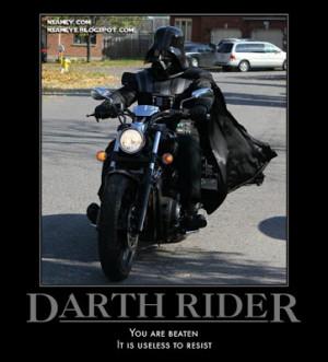 darth vader riding a harley darth vader born anakin skywalker is the ...