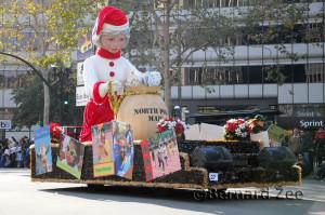 Oakland Parade