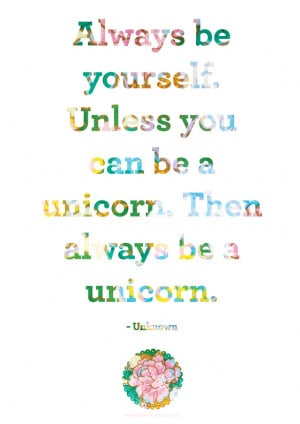Related Pictures Unicorns Quotes Funny Quotes