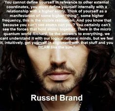 Russell Brand x