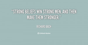 Strong Men Quotes