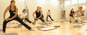 Startseite » Group-Fitness » Aerobic