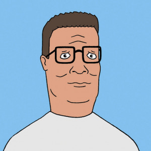 Hank Hill Doesn Sell...