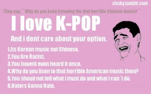 kpop # kpop quotes # teen top # big bang # beast # b2st # shinee # u ...