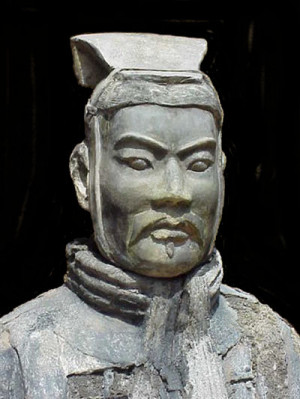 ... and military strategist credited with writing the art of war