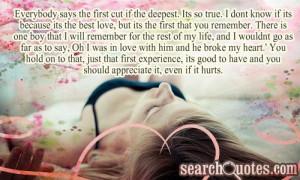 He Broke My Heart Quotes He broke my heart quotes