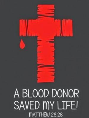 Through all Blood sperm donation never