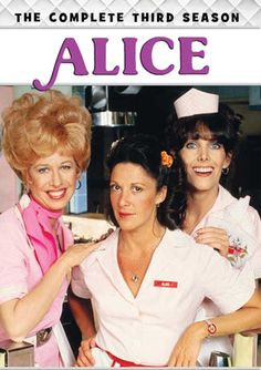 ALICE ('76-'85) ~ Worked in a 'greasy-spoon