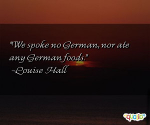 German Quotes