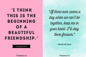 Quotes for Wedding Bridesmaid